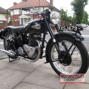 1953 Ariel 500cc KH500 Fieldmaster for Sale