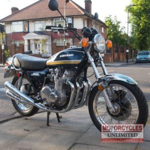 1975 Kawasaki Z1B900 Classic Japanese Bike for Sale