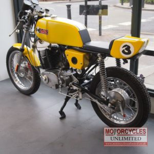 1976 MZ250 Classic Cafe Racer for Sale