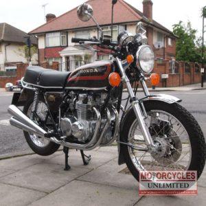 1978 Honda CB550 K3 Classic Honda for Sale