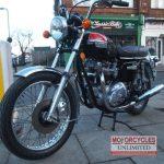 1979 Triumph T140 E Bonneville For Sale (1)