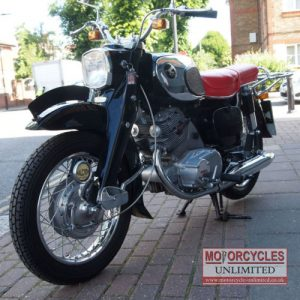 1965 Honda C72 Classic Honda for Sale