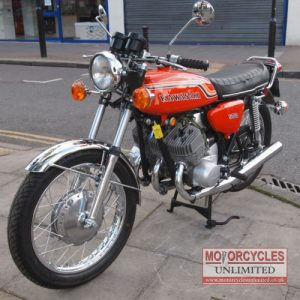 1972 Kawasaki H1B 500 Triple for Sale