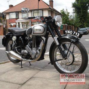 1954 Norton ES2 Classic British Bike for Sale