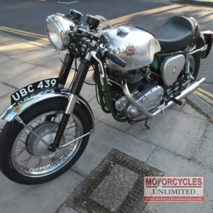 1958 BSA A10 Rocket Classic BSA for Sale