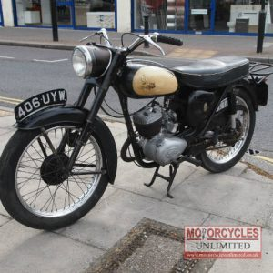 1959 BSA 175 D7 Bantam for Sale