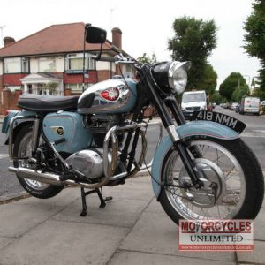 1962 BSA A65 Star Twin for Sale