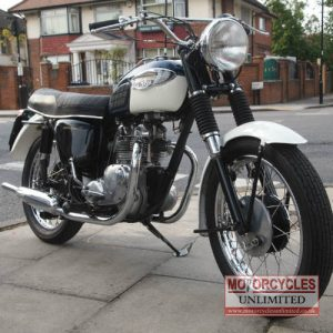 1966 Triumph T21 3TA 350 for Sale