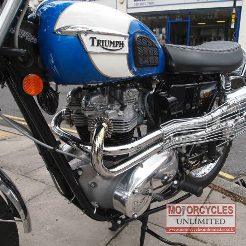 1971 Triumph TR6C 650 Trophy for Sale