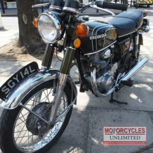 1973 Honda CB350 K4 Classic Honda for Sale