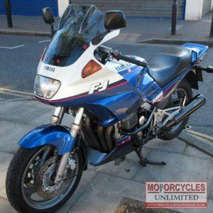 1992 Yamaha FJ1200ABS for Sale