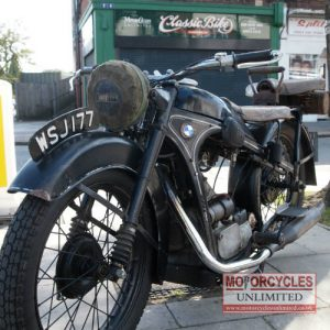 1949 BMW R35 Classic BMW for Sale