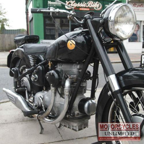 1952 Sunbeam S8 Classic British Bike for Sale