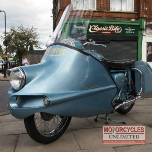 1955 Triumph T6 650 Thunderbird for Sale