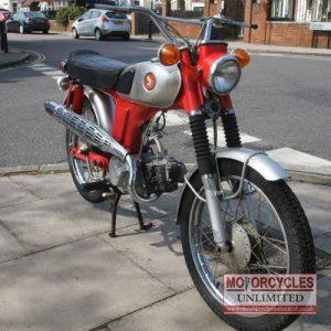 1968 Honda S90 Classic Honda for Sale