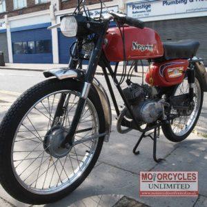 1970 Negrini 50cc Classic 70's Italian Moped