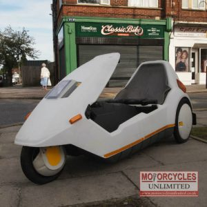 Sinclair C5 Rare 80's Classic Wacky Creation