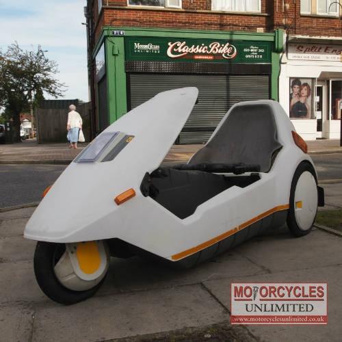 Sinclair C5 Rare 80's Classic Wacky Creation