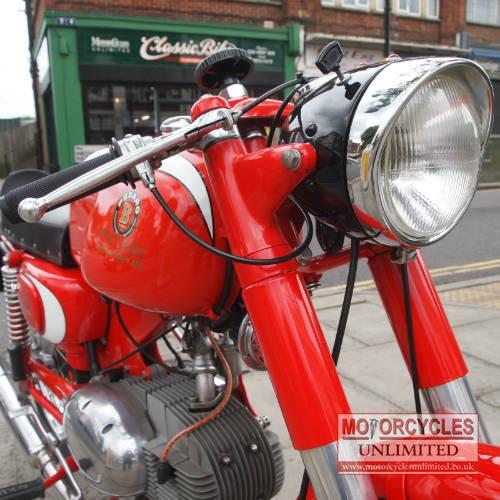 1965 Motobi Sport Special Classic Bike for Sale