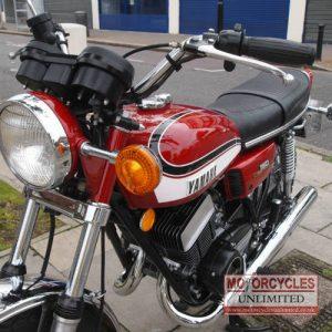 1972 Yamaha RD350A Classic Japanese Bike for Sale