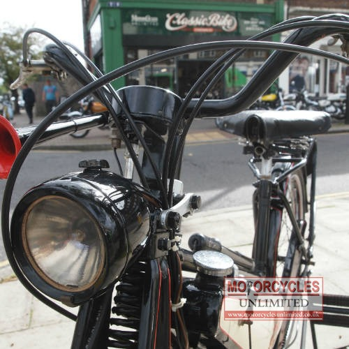 NORMAN 98cc Classic Autocycle for Sale