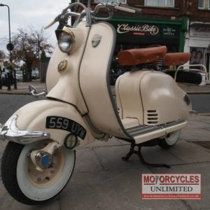 1956 Lambretta LD150 Classic Scooter for Sale