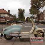 1957 Lambretta LD150 Classic Scooter For Sale (1)
