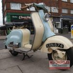1957 Lambretta LD150 Classic Scooter For Sale (5)