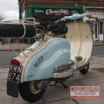 1957 Lambretta LD150 Classic Scooter For Sale (7)