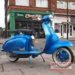 1960 Lambretta LI125 Classic Scooter for Sale
