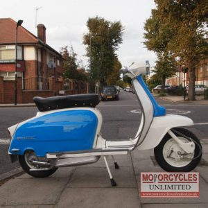1962 Lambretta Li150 Classic Scooter for Sale