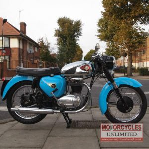 1965 BSA A65 Star for Sale