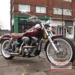 1967 Harley Davidson FL Classic Harley Shovel For Sale (1)