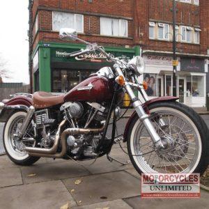 1967 Harley Davidson FL Classic Harley Shovel For Sale