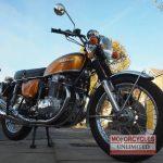 1974 Honda CB750 K2 Classic Honda For Sale (1) Min