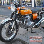 1974 Honda CB750 K2 Classic Honda For Sale (2) Min
