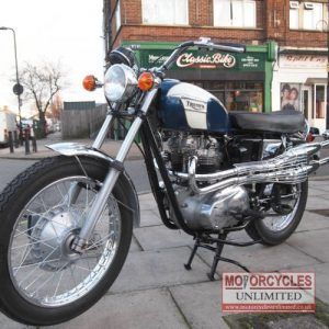 1971 Triumph TR6C 650 Trophy For Sale (2)
