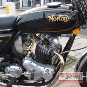 1973 Norton Commando 750 Classic Motorcycle For Sale (9)