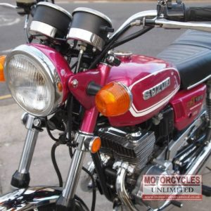 1973 Suzuki GT125 Classic 2 Stroke for Sale | Motorcycles Unlimited