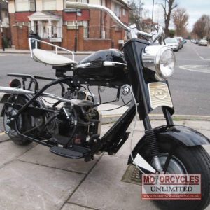 1960 Cushman Eagle Classic Scooter For Sale (1)
