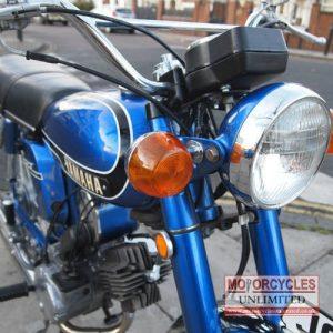 1975 Yamaha YB100 Autolube Classic For Sale (11)
