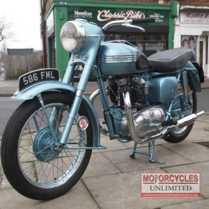 1955 Triumph Thunderbird 6T For Sale (1)