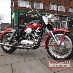 1958 Harley Davidson XLCH For Sale (6)