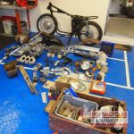 1971 Triumph T150V Trident Classic Project For Sale (11)