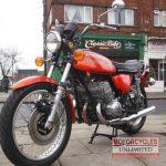 1972 Kawasaki H1B 500 Classic Triple For Sale (2)