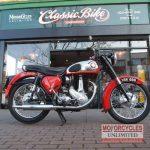 1956 BSA B33 Classic BSA For Sale (1)