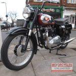 1962 BSA A7 500 Classic Beeza For Sale (2)