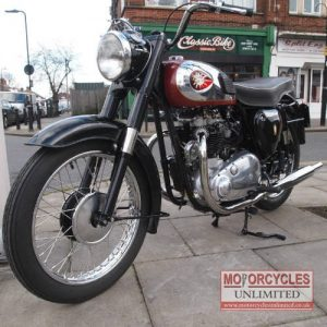 1962 BSA A7 500 Classic Beeza For Sale (2)