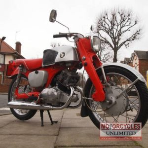 1964 Honda CB92 Benly Super Sport For Sale (1)