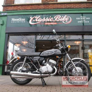 1969 Kawasaki H1 500 Classic Triple For Sale (10)